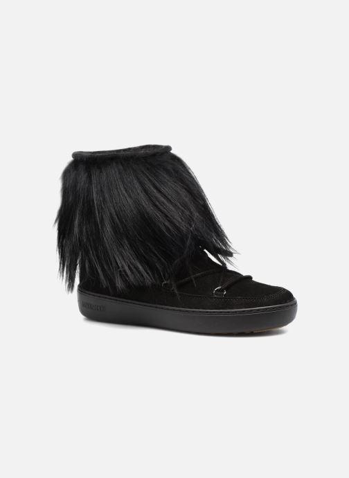 Chaussures de sport Moon Boot Pulse chalet Noir vue détail/paire