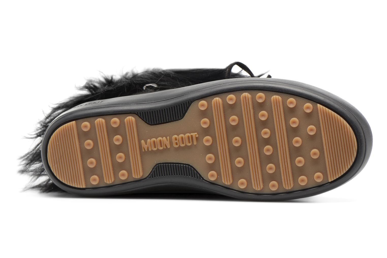 Chaussures de sport Moon Boot Pulse chalet Noir vue haut