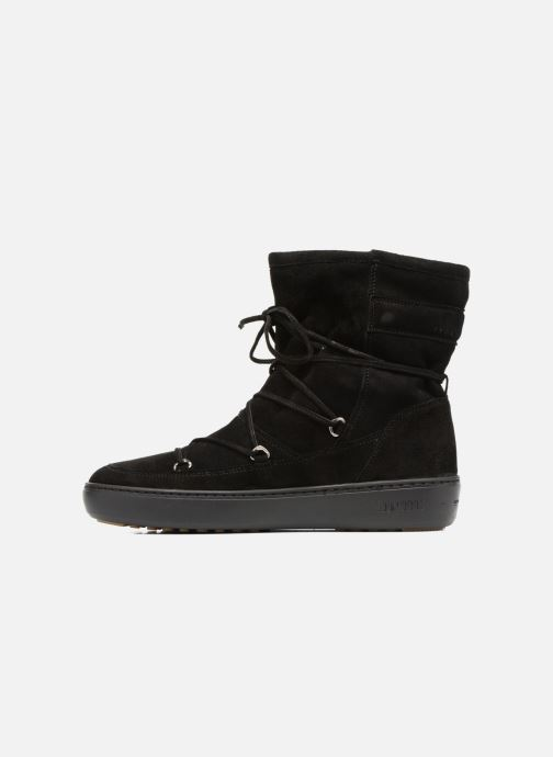Sport shoes Moon Boot Pulse mid Black front view