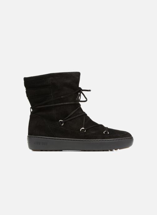 Chaussures de sport Moon Boot Pulse mid Noir vue derrière