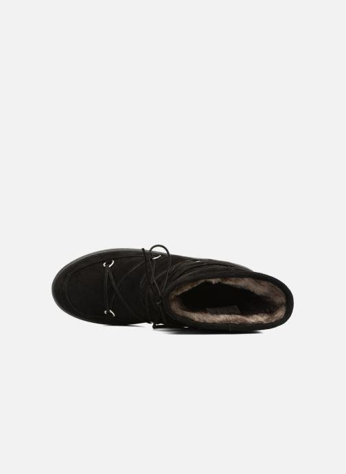 Chaussures de sport Moon Boot Pulse mid Noir vue gauche