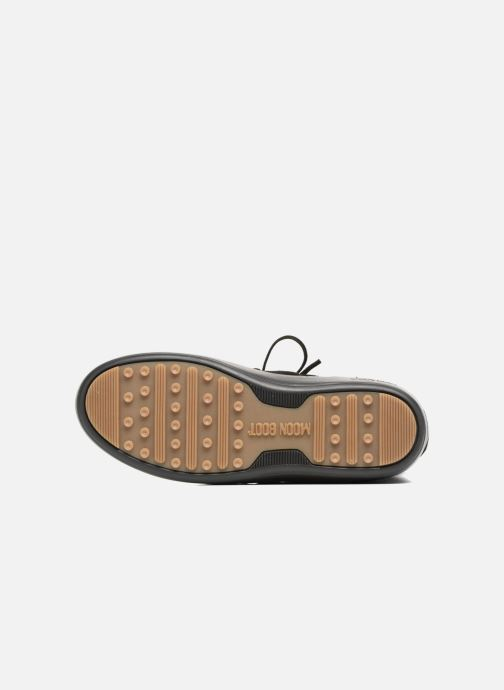 Chaussures de sport Moon Boot Pulse mid Noir vue haut