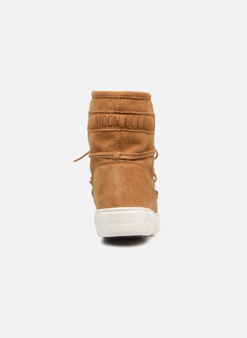 Chaussures de sport Moon Boot Pulse mid Marron vue droite