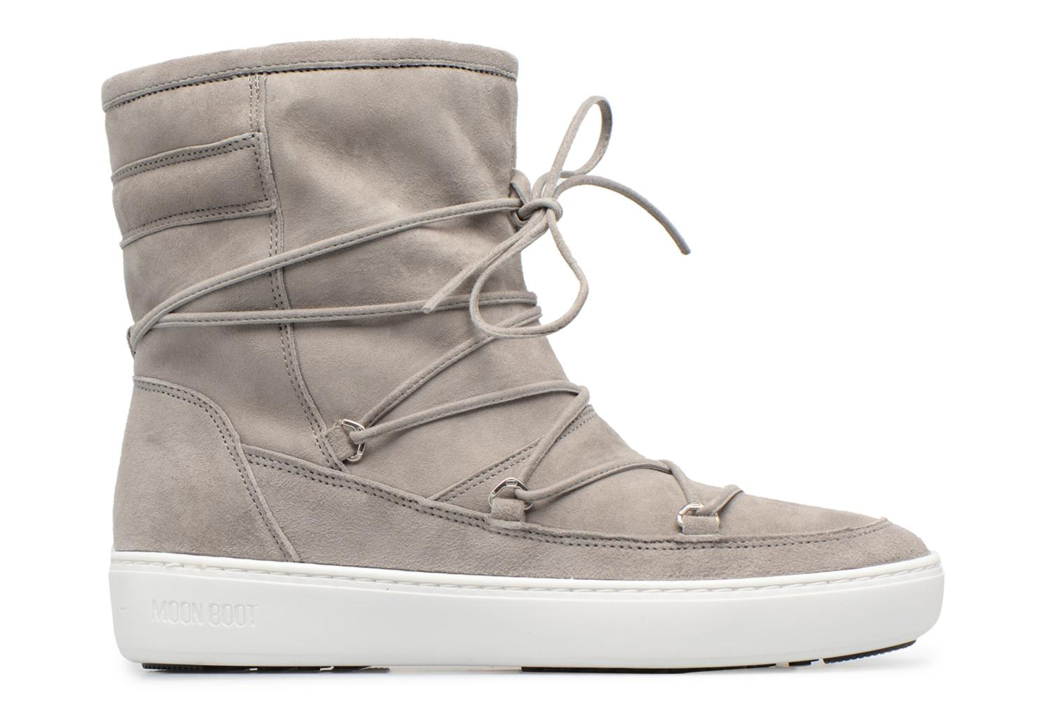 Sport shoes Moon Boot Pulse mid Grey back view
