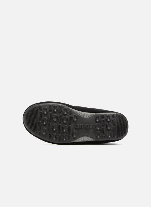Sportschuhe Moon Boot anversa wool schwarz ansicht von oben