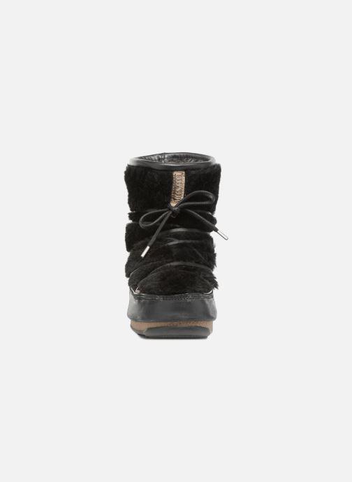 Zapatillas de deporte Moon Boot low SH Negro vista del modelo