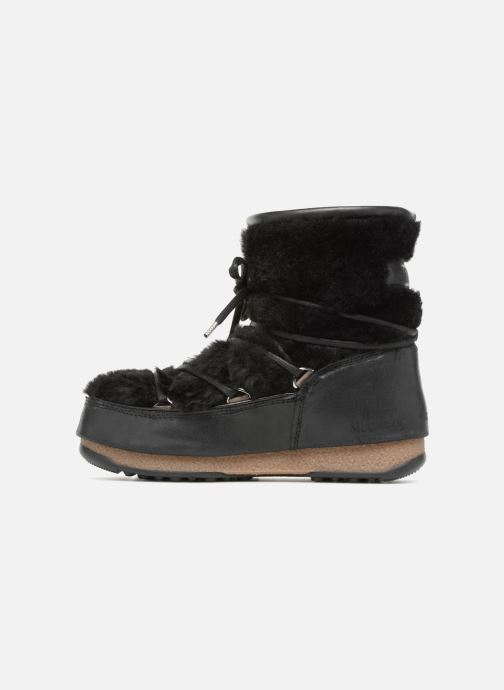 Sport shoes Moon Boot low SH Black front view