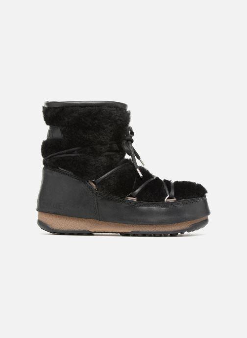 Zapatillas de deporte Moon Boot low SH Negro vistra trasera
