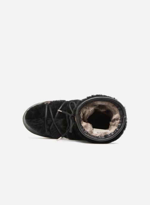 Zapatillas de deporte Moon Boot low SH Negro vista lateral izquierda