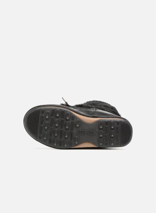 Zapatillas de deporte Moon Boot low SH Negro vista de arriba