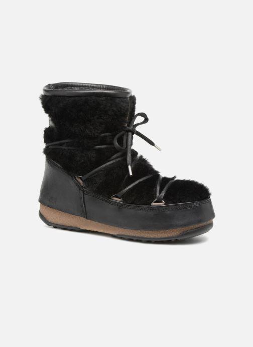 Zapatillas de deporte Moon Boot low SH Negro vista de detalle / par