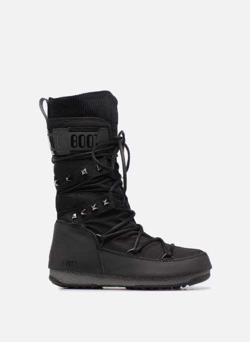 Zapatillas de deporte Moon Boot Monaco Shadow Negro vistra trasera