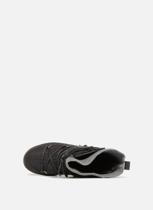 Zapatillas de deporte Moon Boot Monaco Shadow Gris vista lateral izquierda