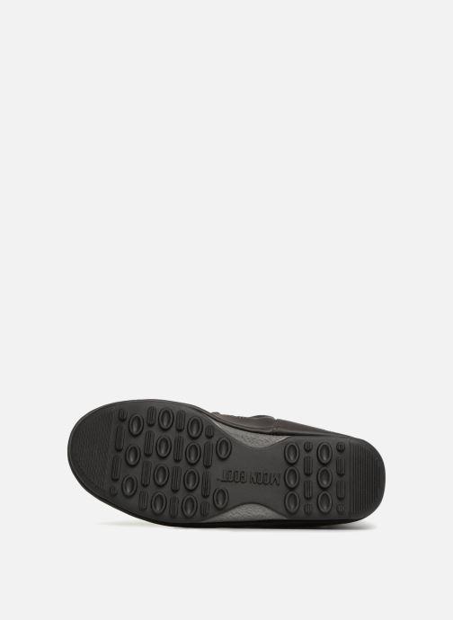 Chaussures de sport Moon Boot Monaco Shadow Gris vue haut