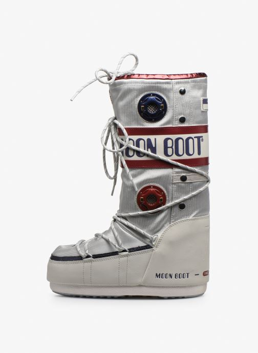 Scarpe sportive Moon Boot Space suit Bianco immagine frontale