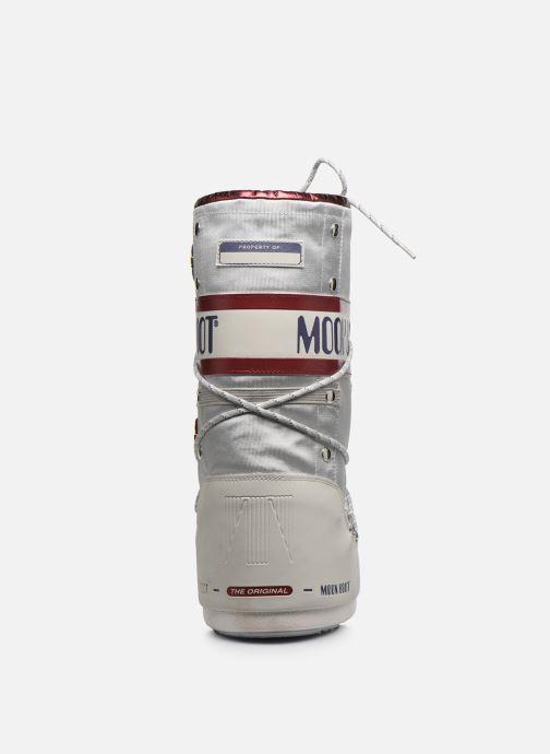 Zapatillas de deporte Moon Boot Space suit Blanco vista lateral derecha