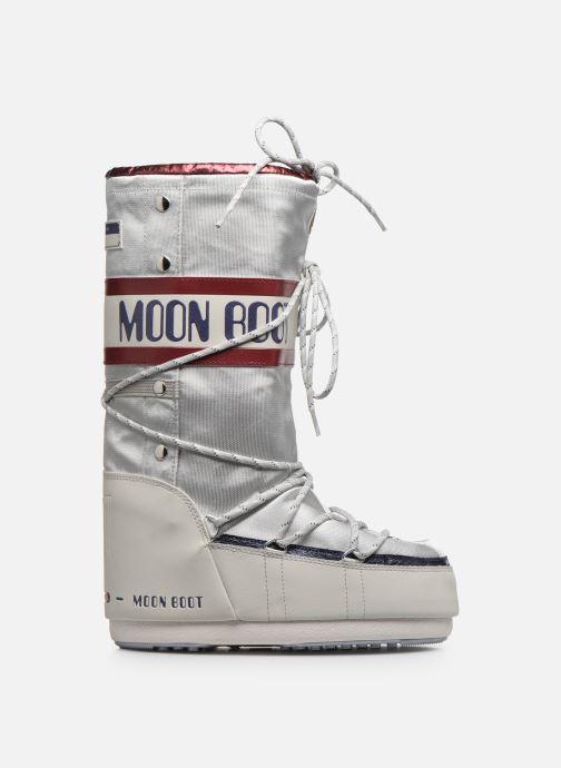 Zapatillas de deporte Moon Boot Space suit Blanco vistra trasera