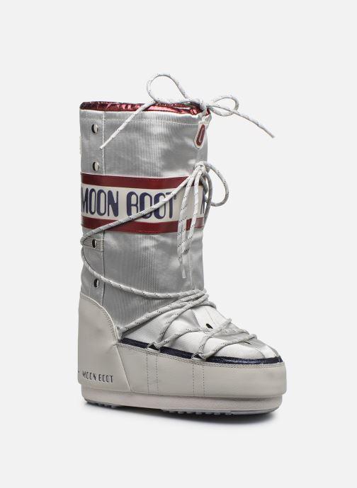Zapatillas de deporte Moon Boot Space suit Blanco vista de detalle / par