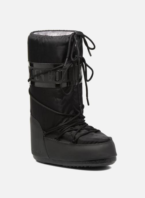 cd69e49cf86 Zapatillas de deporte Moon Boot Classic Plus Negro vista de detalle   par