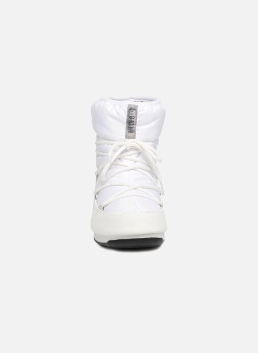 Sportschoenen Moon Boot Low Nylon Wit model