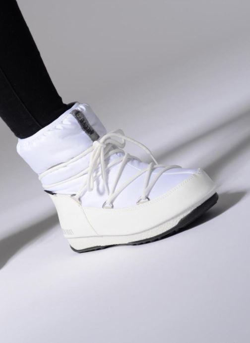 Sportschoenen Moon Boot Low Nylon Blauw onder