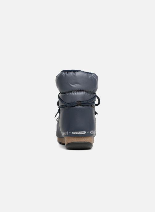 Sportschoenen Moon Boot Low Nylon Blauw rechts