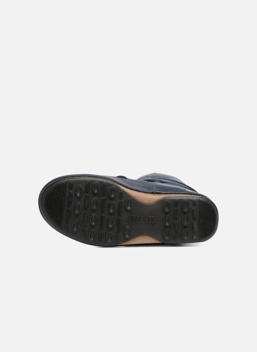 Sportschoenen Moon Boot Low Nylon Blauw boven