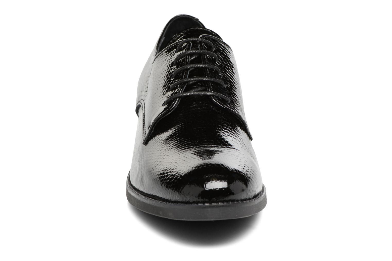 Chaussures à lacets Georgia Rose Galion Noir vue portées chaussures