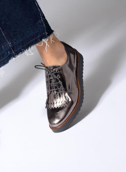 Rose Métalisé Guitou À Georgia Chaussures Lacets e9IHYEW2D