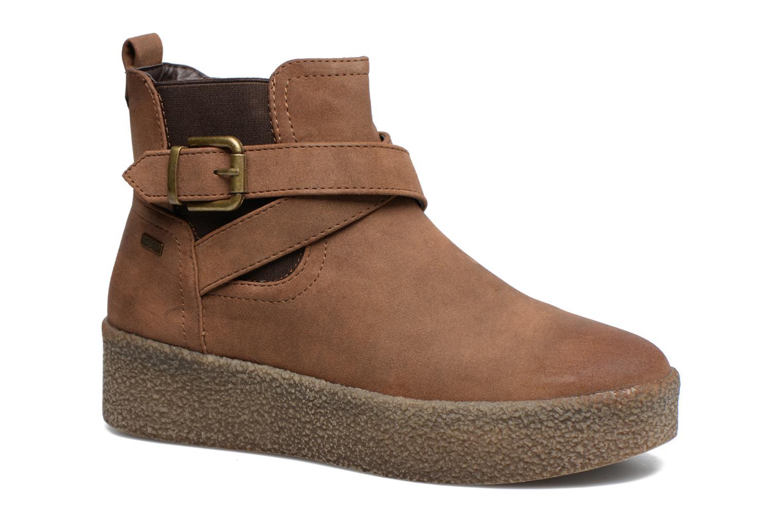 Bottines et boots MTNG Consia Marron vue détail/paire