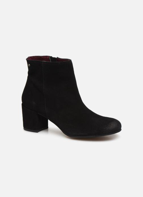Boots en enkellaarsjes MTNG Blanchia Zwart detail