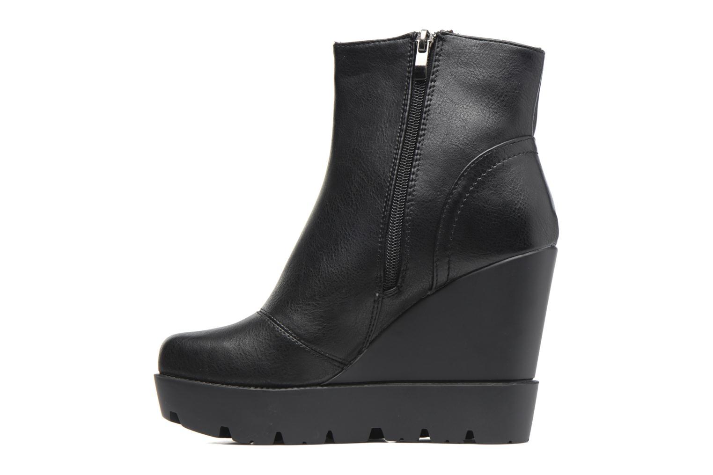 Bottines et boots MTNG Sego Noir vue face