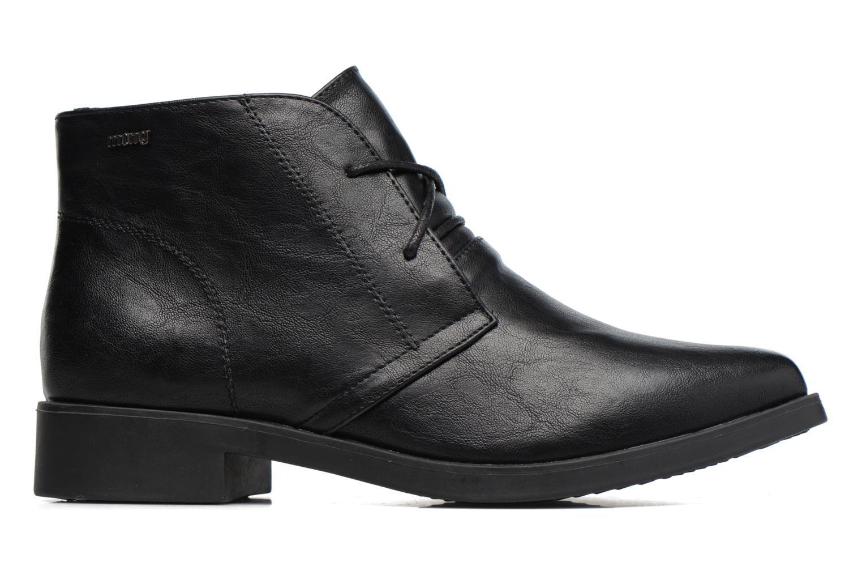 Chaussures à lacets MTNG Fantasia Noir vue derrière