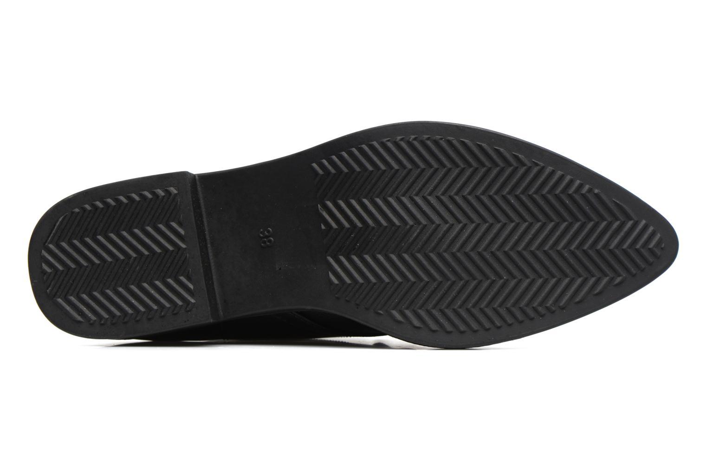 Chaussures à lacets MTNG Fantasia Noir vue haut