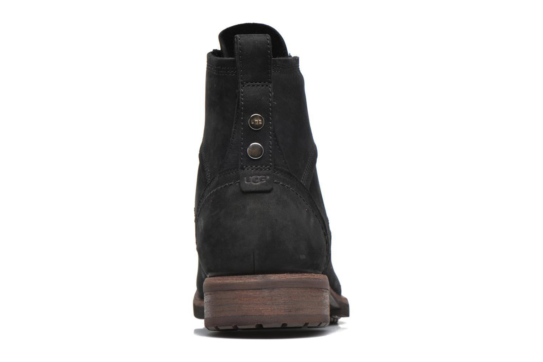 Bottines et boots UGG Parkhurst M Noir vue droite