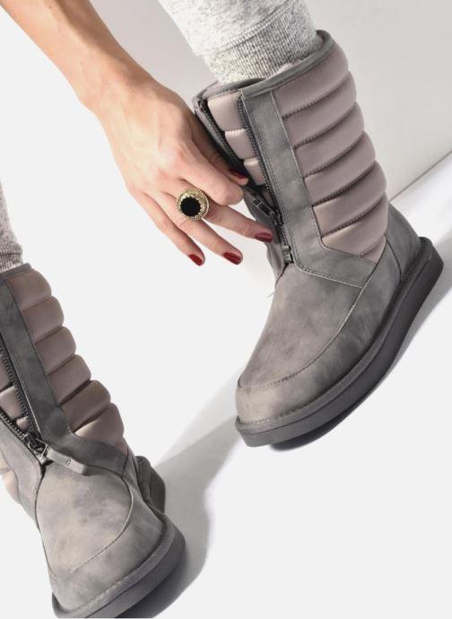Støvler & gummistøvler UGG W Michelle Grå se forneden