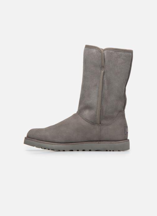 Støvler & gummistøvler UGG W Michelle Grå se forfra