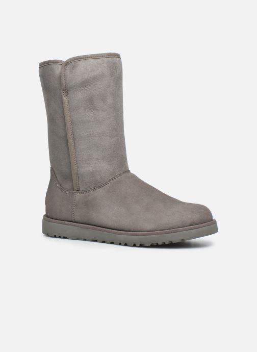 Støvler & gummistøvler UGG W Michelle Grå detaljeret billede af skoene