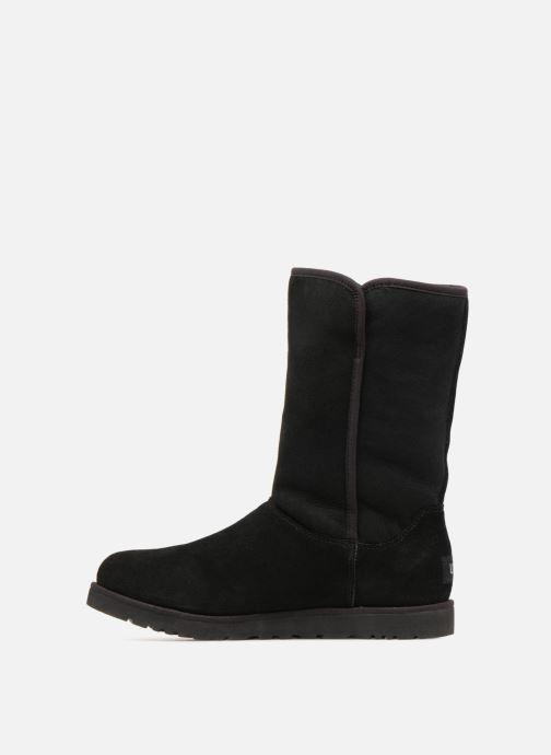 Støvler & gummistøvler UGG W Michelle Sort se forfra