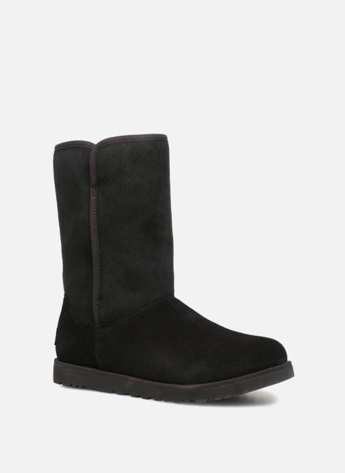 Støvler & gummistøvler UGG W Michelle Sort detaljeret billede af skoene