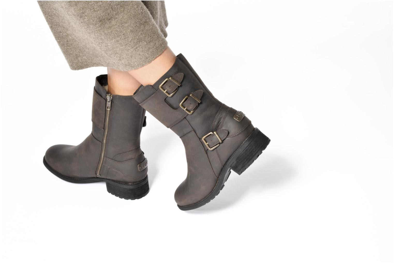 Boots en enkellaarsjes UGG Wilcox Bruin onder