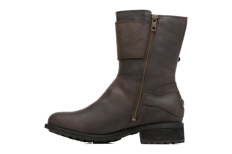 Boots en enkellaarsjes UGG Wilcox Bruin voorkant