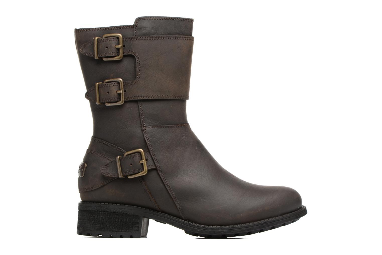 Boots en enkellaarsjes UGG Wilcox Bruin achterkant