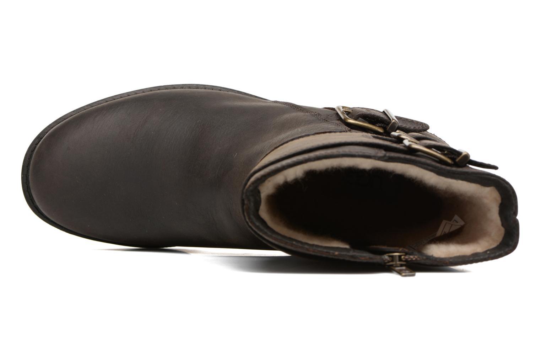 Boots en enkellaarsjes UGG Wilcox Bruin links