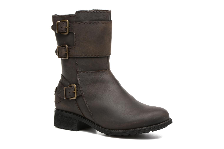 Boots en enkellaarsjes UGG Wilcox Bruin detail