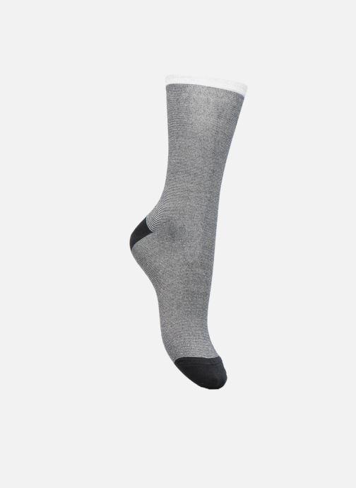 Socks & tights Doré Doré Chaussettes Mille rayures Lurex Black detailed view/ Pair view