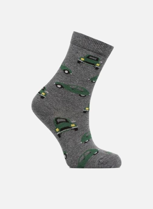 Sokken en panty's Doré Doré Chaussettes Voitures Grijs detail