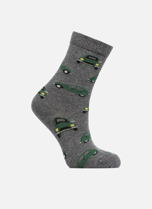 Socks & tights Doré Doré Chaussettes Voitures Grey detailed view/ Pair view