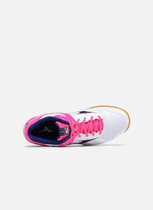Chaussures de sport Mizuno CYCLONE SPEED Bleu vue gauche