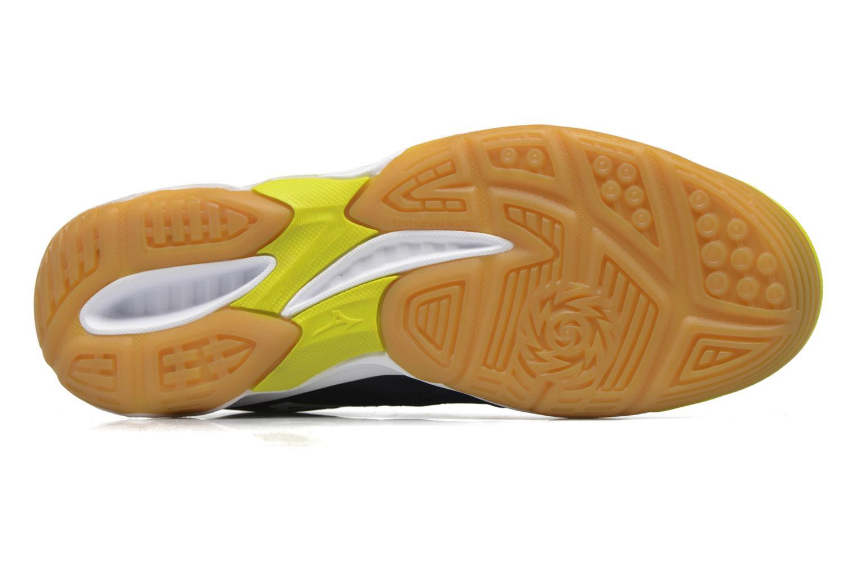Chaussures de sport Mizuno THUNDER BLADE Bleu vue haut